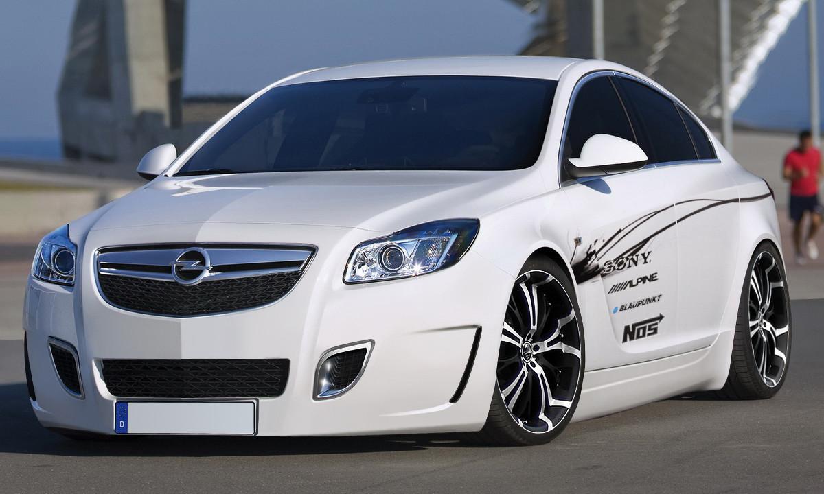 Opel Insignia nachher