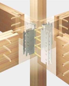 金物工法のイメージ写真