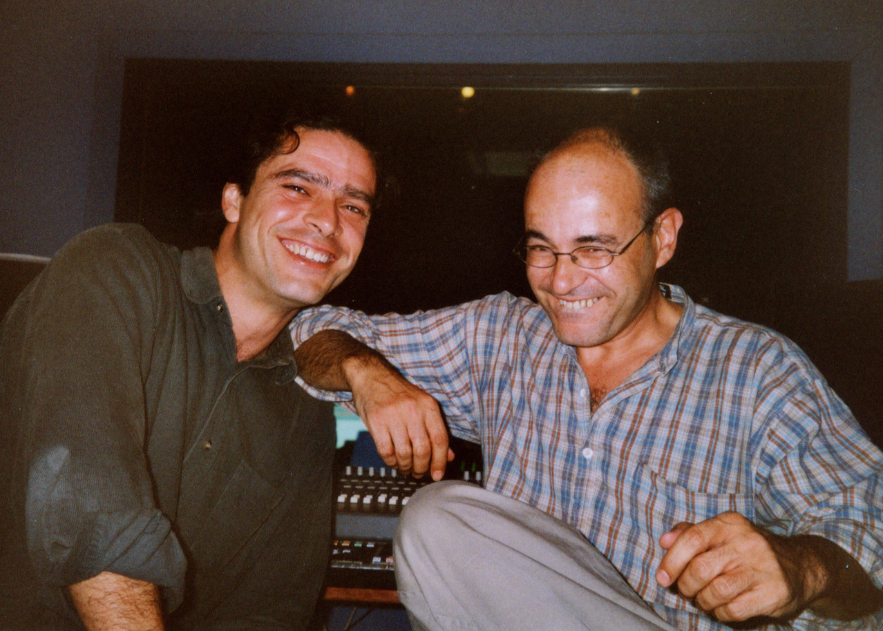 Julio García e Isidro Solera