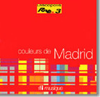 CD Couleurs de Madrid