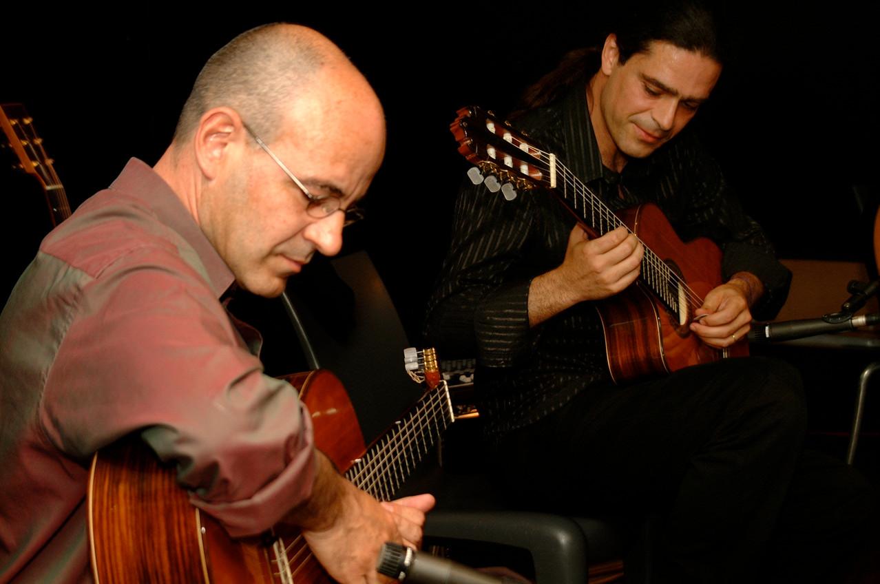 Isidro Solera y Julio García