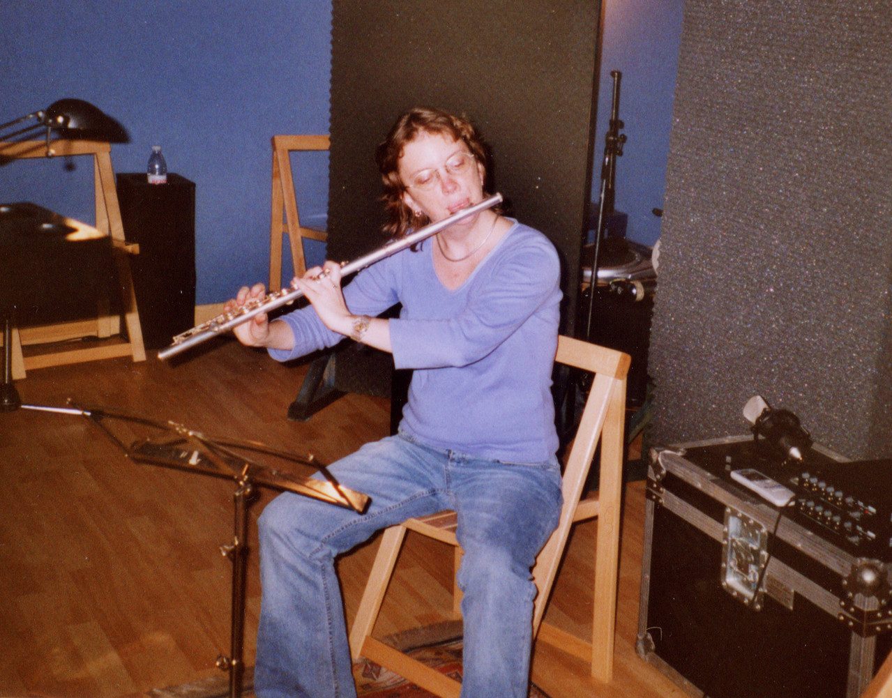 Rocío Moriones (flauta travesera)