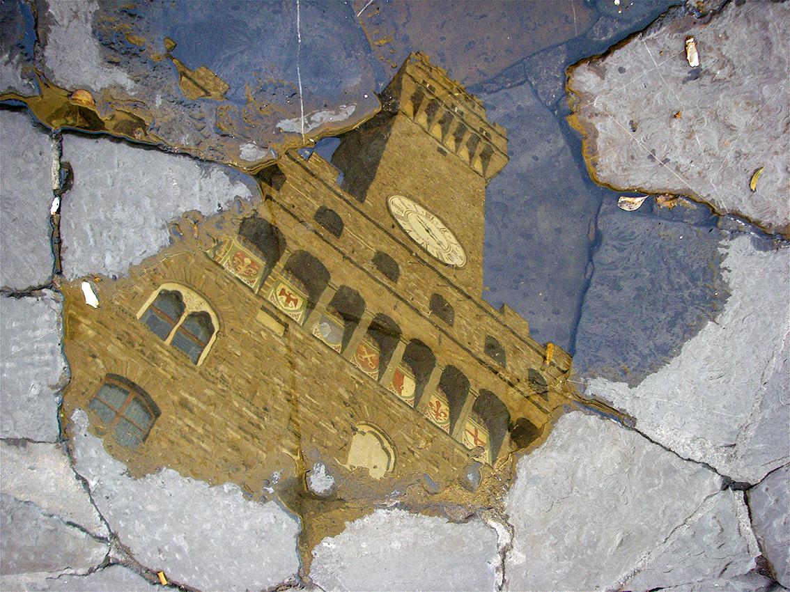 La torre (Florencia, Italia)