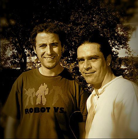 Luisão y Julio García