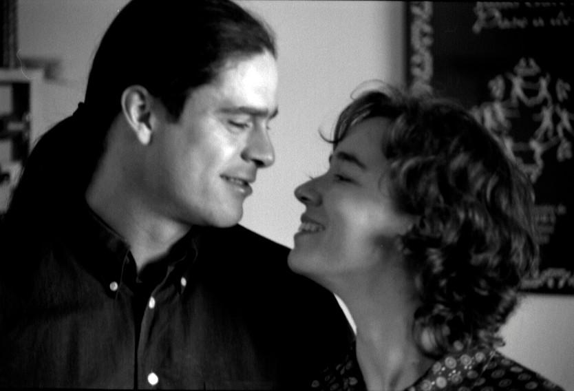 Julio García y Carmen Ros, después de grabar su segundo disco: Paso a dos