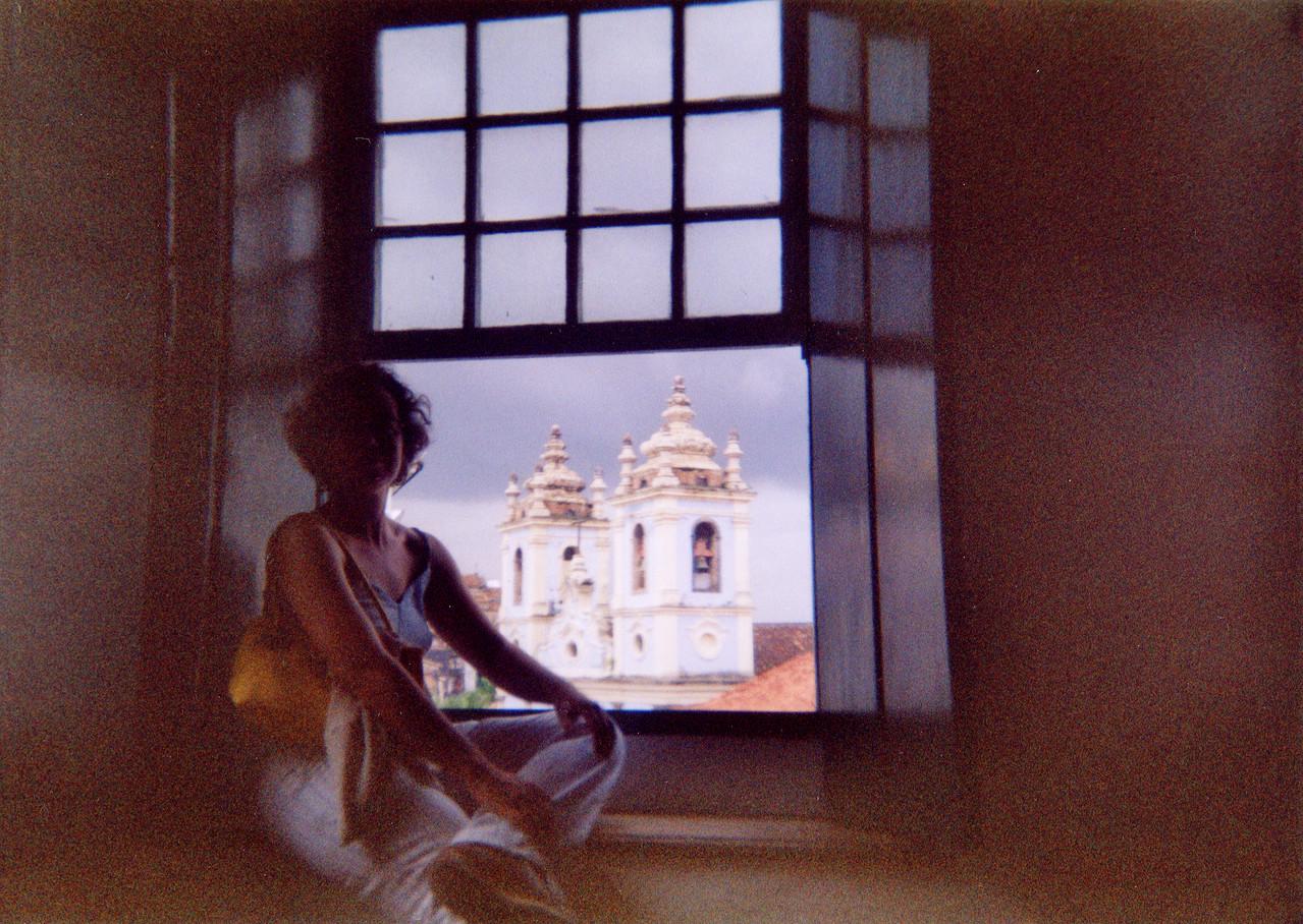 Carmen Ros, Casa de Jorge Amado. Salvador de Bahía, Brasil