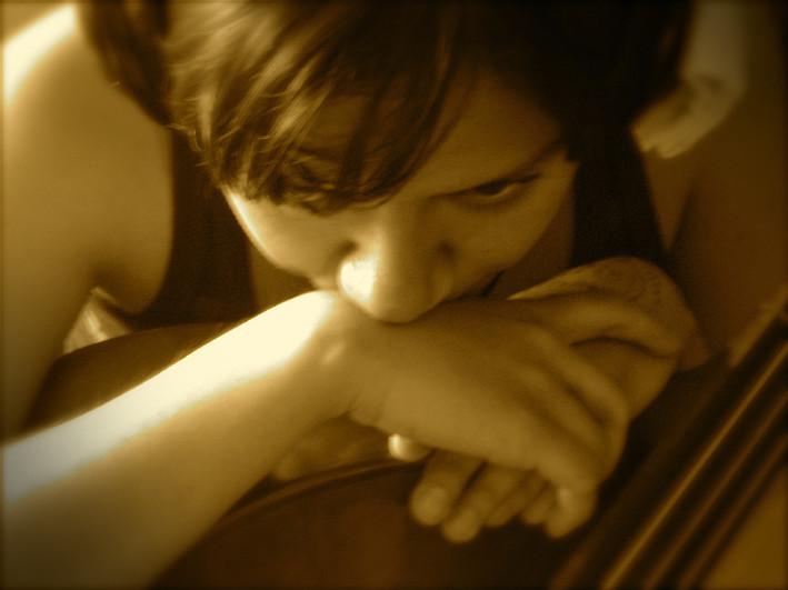 Lourdes Carranza (viola de gamba)