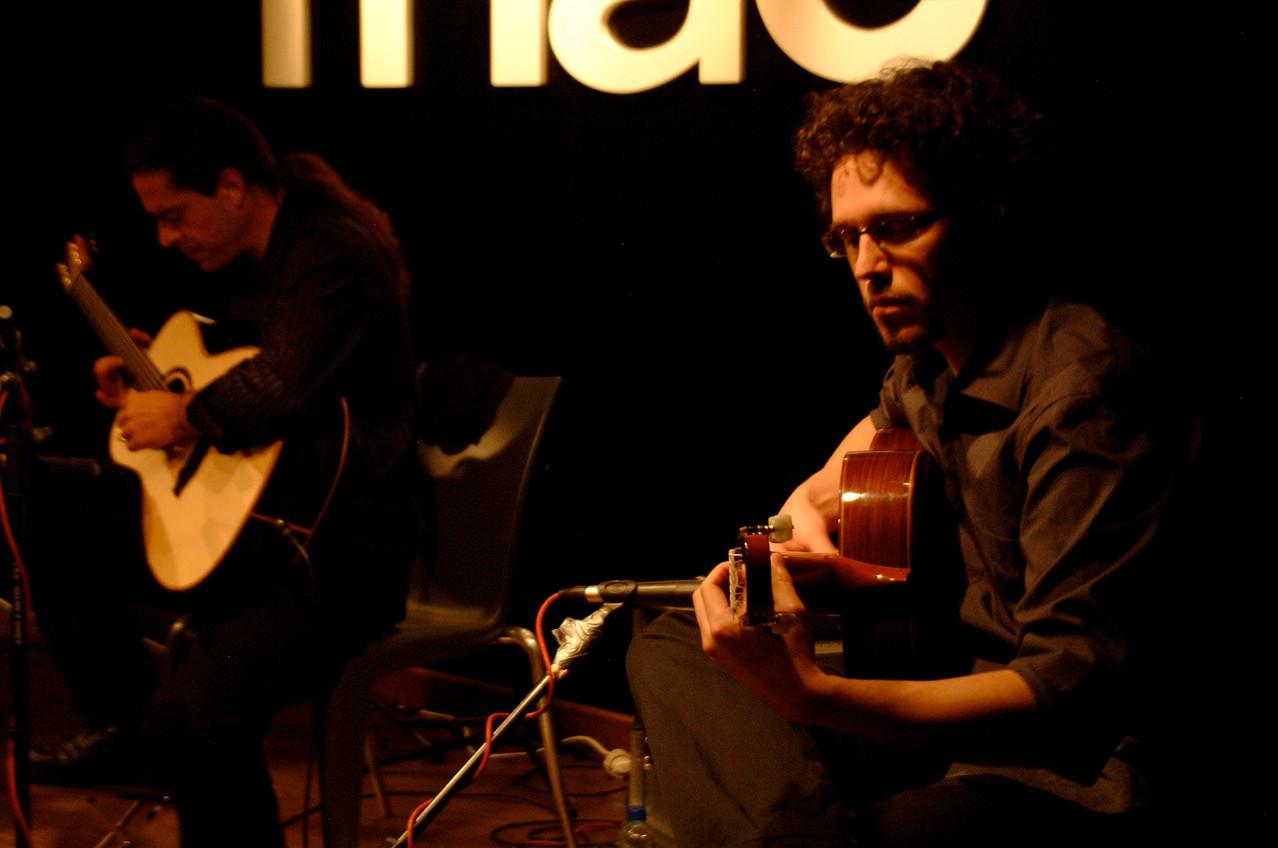 Julio García y Rodrigo Munuera