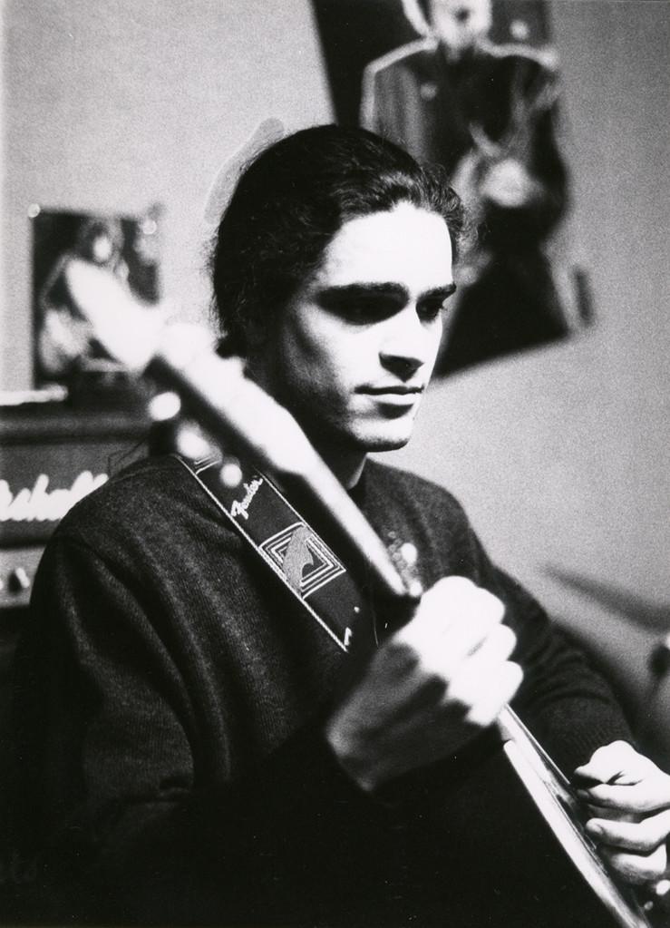 Julio García. 1992