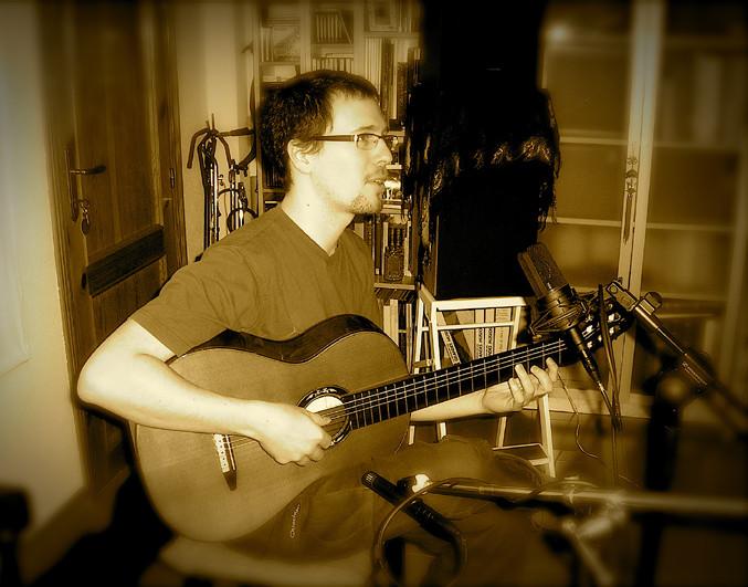 Rodrigo Munuera (guitarra española)