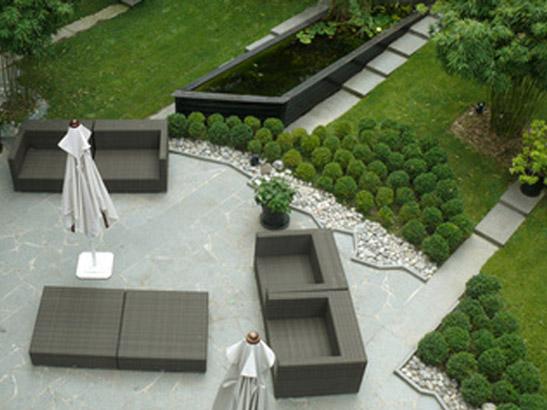 garten landschaftsbau: pflasterarbeiten, terrassen- oder mauerbau, Terrassen ideen