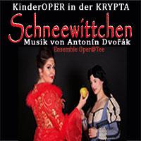 SCHNEEWITTCHEN mit Musik von Antonín Dvořák
