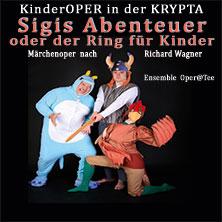 SIGIS ABENTEUER oder Der Ring der Nibelungen für Kinder - KinderOPER in der KRYPTA