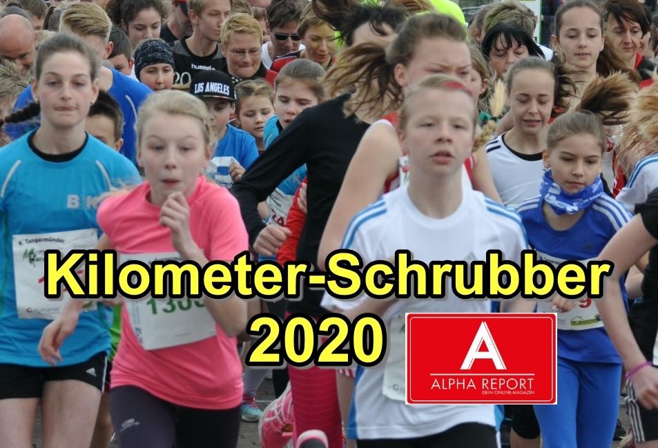 Gewinner gesucht: Wer ist der Kilometer-Schrubber 2020