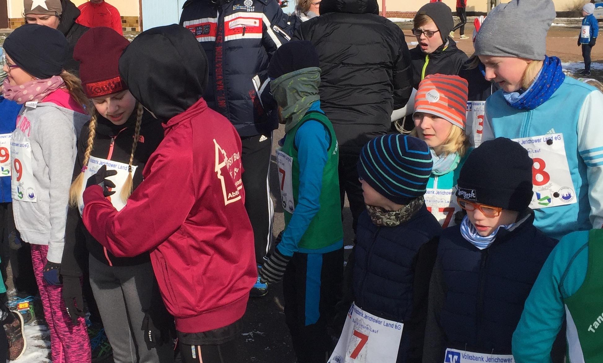 Winterlaufserie: Andreas Stertz schafft 16.000 Meter pro Stunde