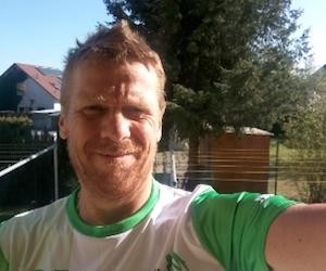 Seinen Halbmarathon ist Roland Neuling in der Gegend von Gardelegen gelaufen.