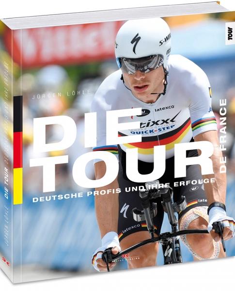 Jürgen Löhle: Die Tour de France. Deutsche Profis und ihre Erfolge. Delius Klasing, 160 Seiten, 29,90 Euro, ISBN 978-3-667-10922-4