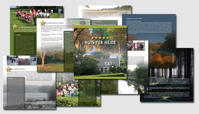 brochure Huis ter Heide