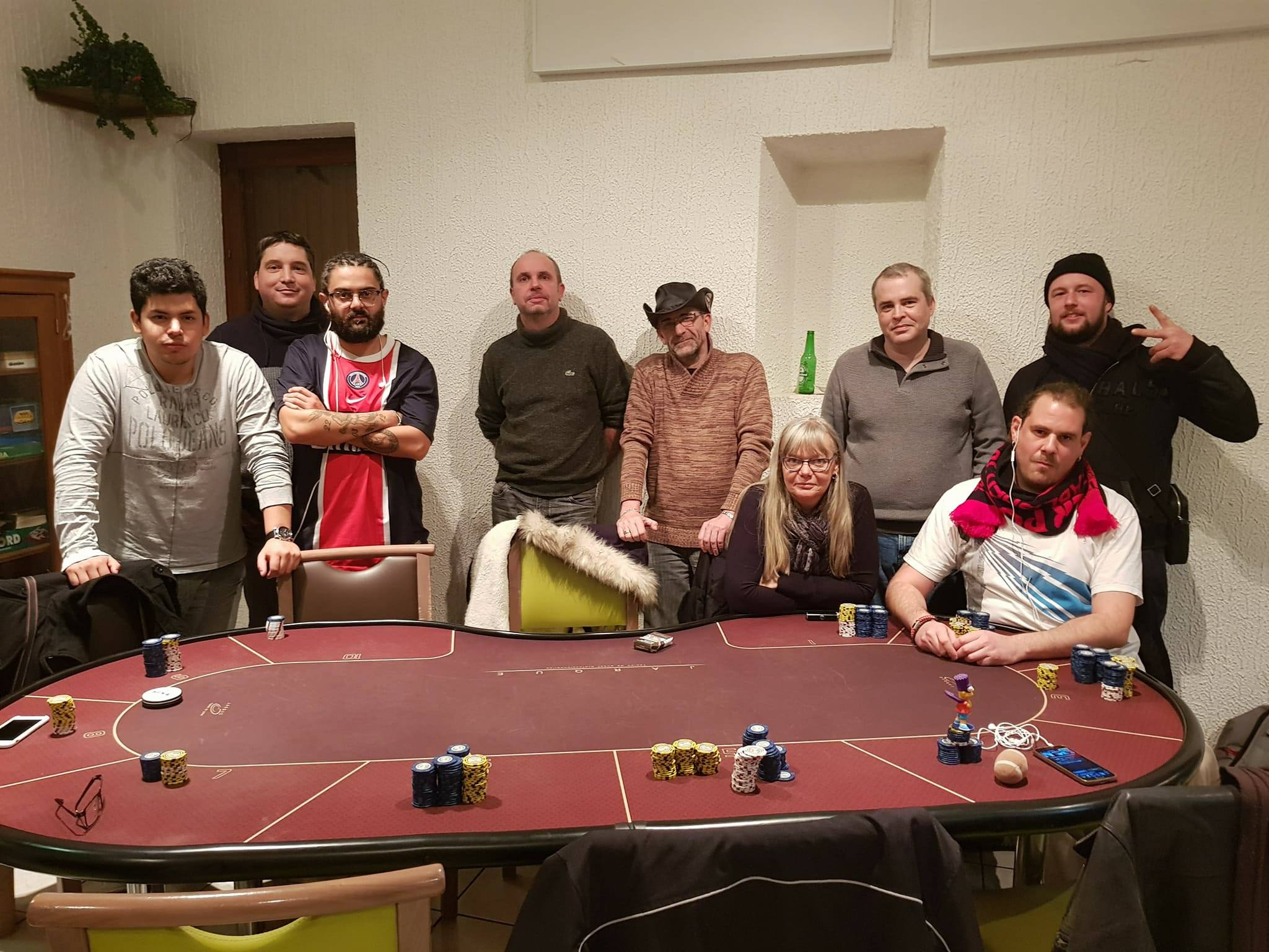 MTT04 10/11/2017 --- Winner CPASLEPEROU --- Runner-Up BROZEUR --- Podium GRINCHEUX