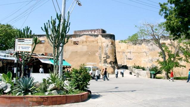 Mombasa Kenia Reise