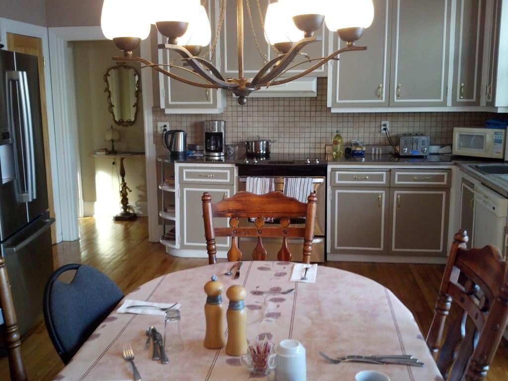 Couette & Café à la Québecoise