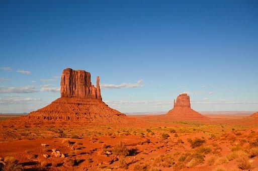 Monument Valley Sehenswürdigkeiten, Regionen, Aussichtspunkte