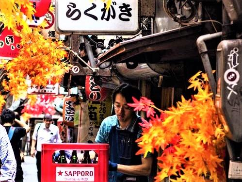 Tokio Reiseblog Golden Gai