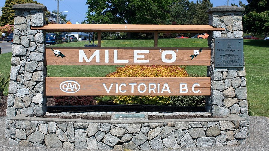 Victoria Vancouver Island Sehenswürdigkeiten Beacon Hill Park