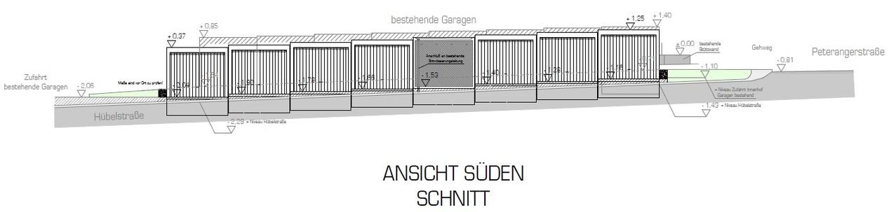 Fertiggaragen in Tirschenreuth - 2012