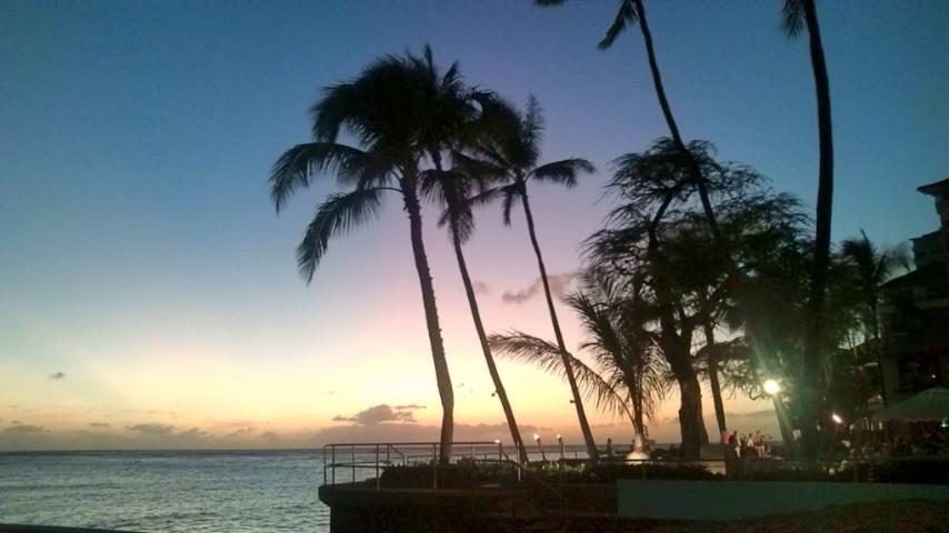 ハワイアンミュージックと