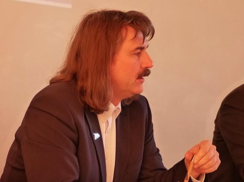 Josef Tumbrinck/NABU-Landesvorsitzender