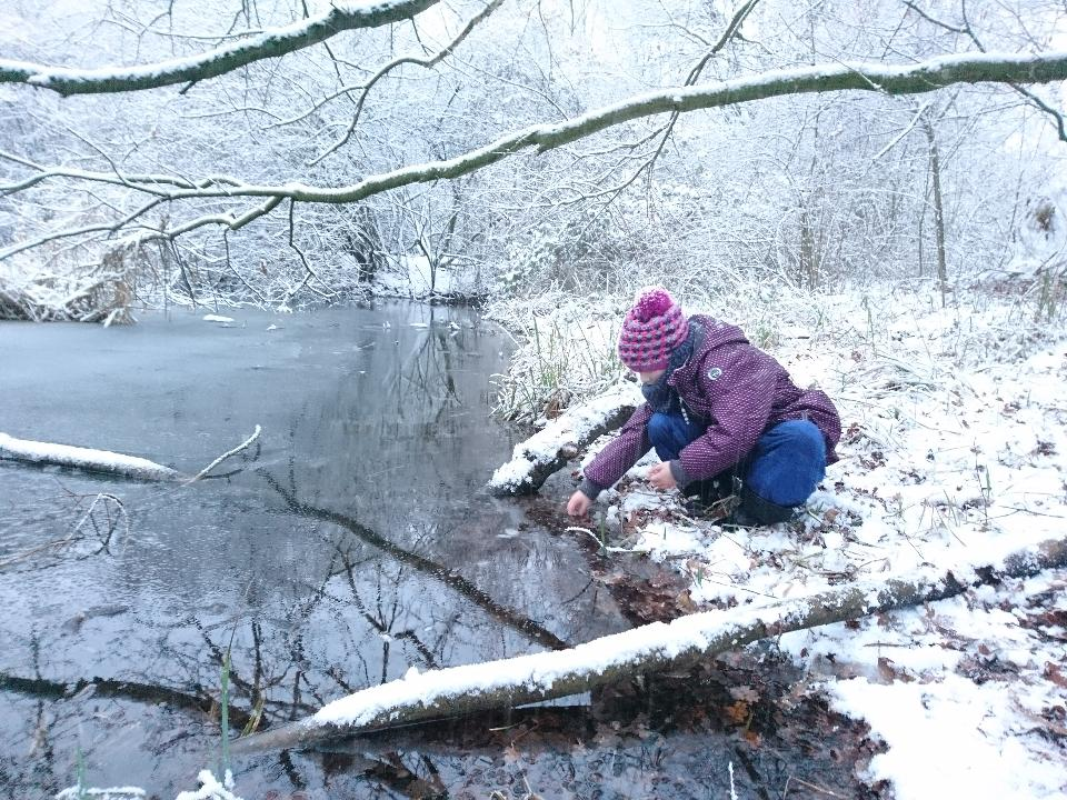 Foto: C.Seidel   -NAJU-Treffen im Winter-