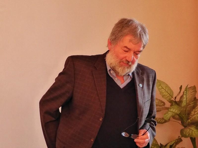 Rudolph Leismann/Neuer Vorsitzender