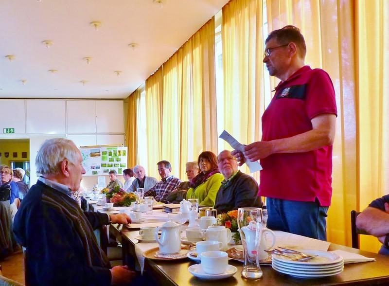 Bericht aus den Ortgruppen/Uwe Norra