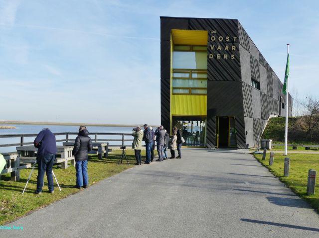 Naturschutzzentrum Oostvaarders