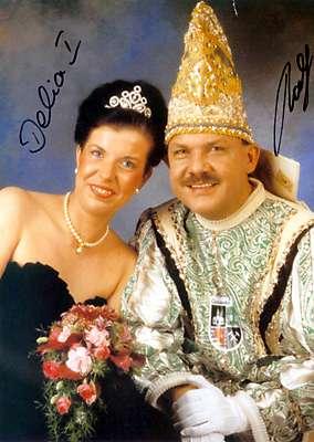 1992 / 1993 Ralf I. (Garbes) & Delia I. (Garbes)