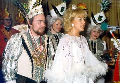 1975 / 1976   Gerhard I. (Reineke) & Anne I. (Schmitz)