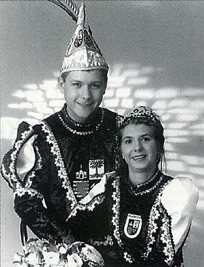 1998 / 1999 Sascha I. (Barenkau) & Martina I. (Barenkau)