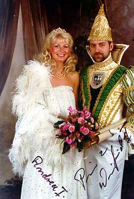 1985 / 1986  Winfried I. (Meerstein) & Andrea I. (Reineck)