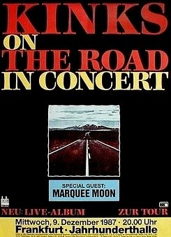 Special Guest: Marquee Moon