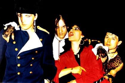 Marquee Moon - Deutschlands schärfste Pop-Underground-Band
