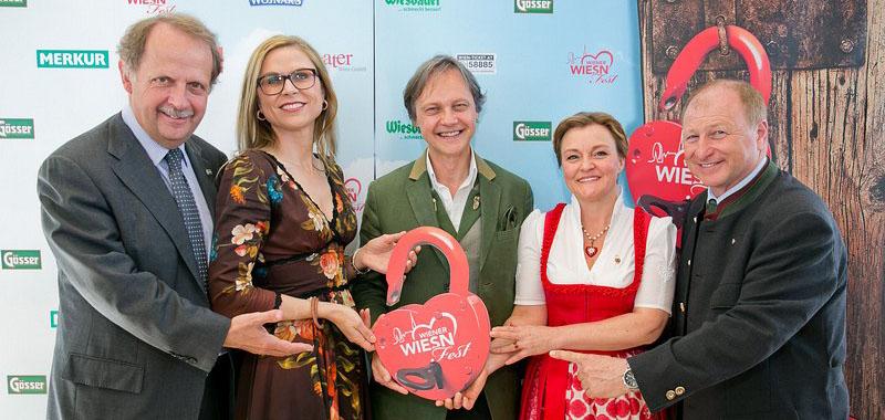 Wiener Wiesn-Fest 2016 hochkarätiges Musikprogramm, Brauchtum aus ganz Österreich - neuer Partner - günstiges Hotel Urania Wien Nähe Prater Messe Wien