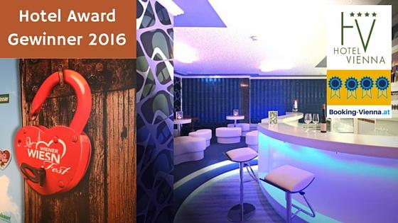 Wiener Wiesn Fest Hotel Award Gewinner 2016 bestes Wiesn Hotel booking vienna Nähe Prater und Messse Wien Empfehlung