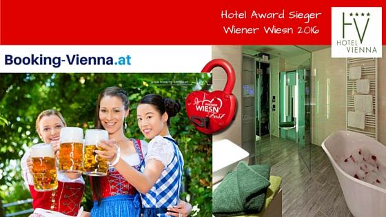 Wiener Wiesn Fest 2016 - Empfehlung Hotel Vienna, gute Bewertung Nähe Messe Wien Prater Kaiserwiese Praterstern
