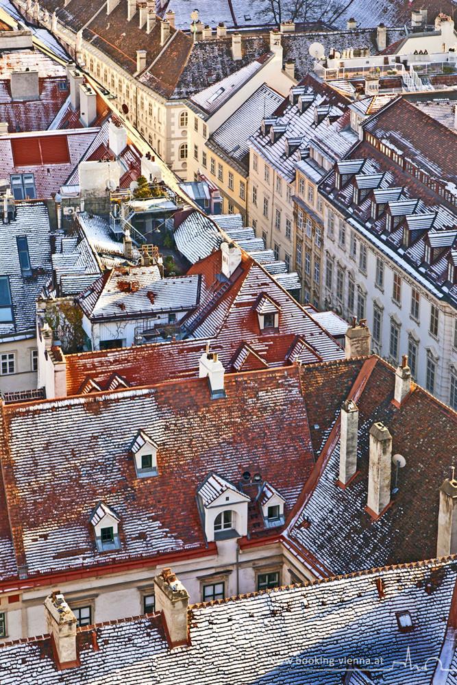 Blick über Wien, Hotels in Wien, booking Vienna, Hotel Vienna buchen