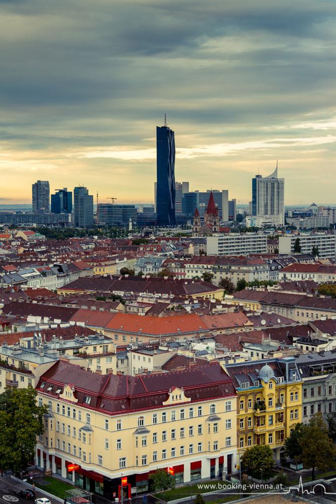Dächer von Wien, Hotels in Wien, booking Vienna, Hotel Vienna buchen