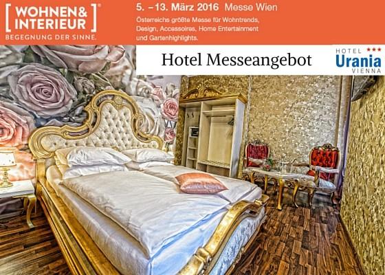 Booking Vienna Messe Wohnen und Interieur  Wien Hotel Empfehlung, Hotelempfehlung buchen Sie günstige Hotels in Wien Nähe Zentrum Hotel Urania