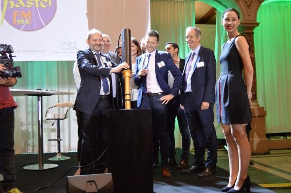 Lancement du DAB+ à Lille le 19 juin 2018