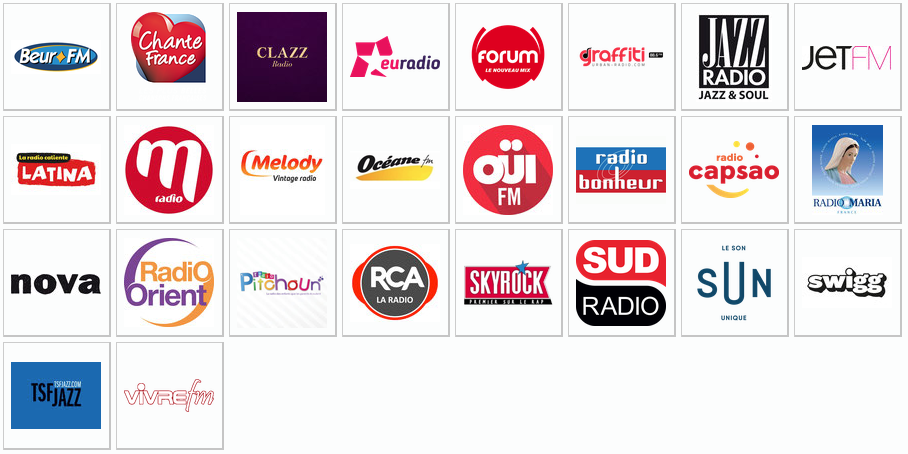 Les radios en DAB+ à La Roche-sur-Yon, #DABplusFR, DABradio, DABplus, #DABplusFR