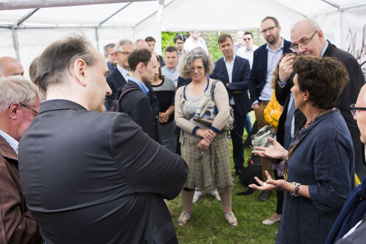 Laurence Aubron, directrice d'Euradio parle de la coopération fructueuse avec Playloud 